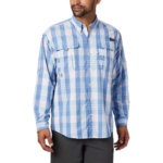 Columbia PFG Super Bahama Long Sleeve Shirt Mens