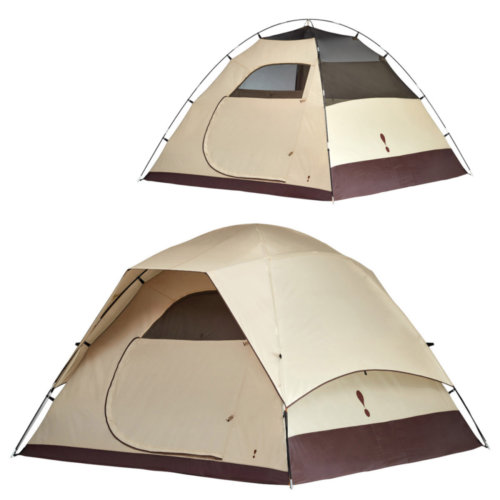 Mouse over to zoom an area or click here for Hi-Res image of Eureka Tetragon HD 4 Tent
