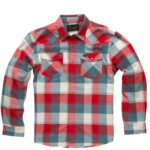 Howler Bros Stockman Flannel Snapshirt Men's