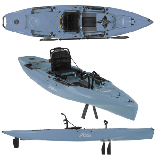 Mouse over to zoom an area or click here for Hi-Res image of Hobie Mirage Outback Kayak 2021