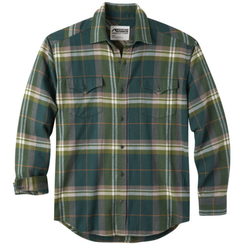 Mountain Khakis Teton Flannel Shirt Men's