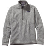 Patagonia Better Sweater 1/4 Zip Mens Fleece