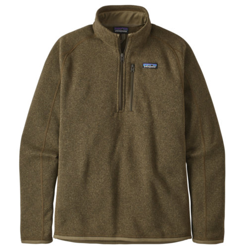 Mouse over to zoom an area or click here for Hi-Res image of Patagonia Better Sweater 1/4 Zip Mens Fleece