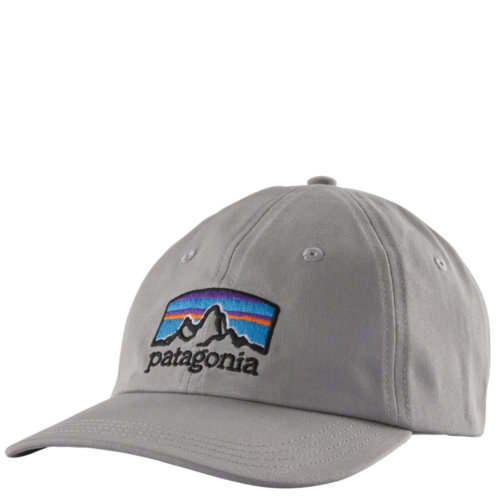 Mouse over to zoom an area or click here for Hi-Res image of Patagonia Fitz Roy Horizons Trad Cap