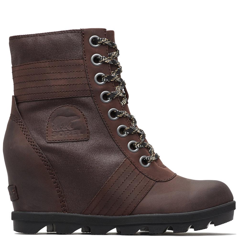 e9fccab181b Sorel Lexie Wedge Boots Women s Closeout