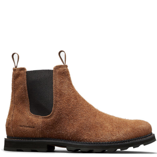 Mouse over to zoom an area or click here for Hi-Res image of Sorel Madson Chelsea Waterproof Boots Men's Closeout