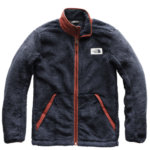 The North Face Campshire Full Zip Fleece Jacket Mens Closeout