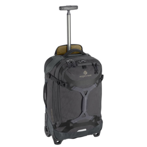 Mouse over to zoom an area or click here for Hi-Res image of Eagle Creek Gear Warrior Wheeled Duffel International Carry On