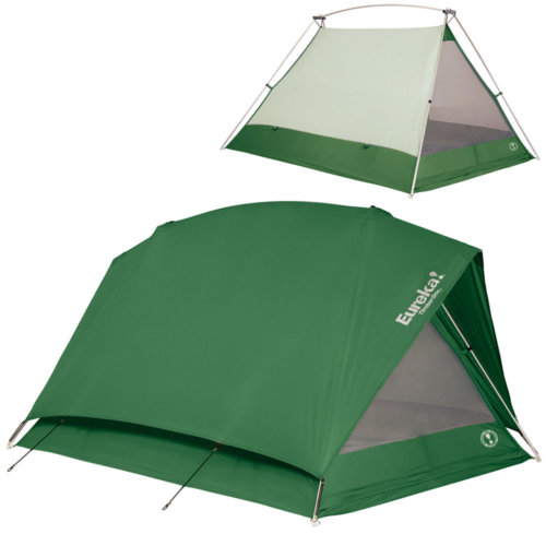 Mouse over to zoom an area or click here for Hi-Res image of Eureka Timberline 4 Tent