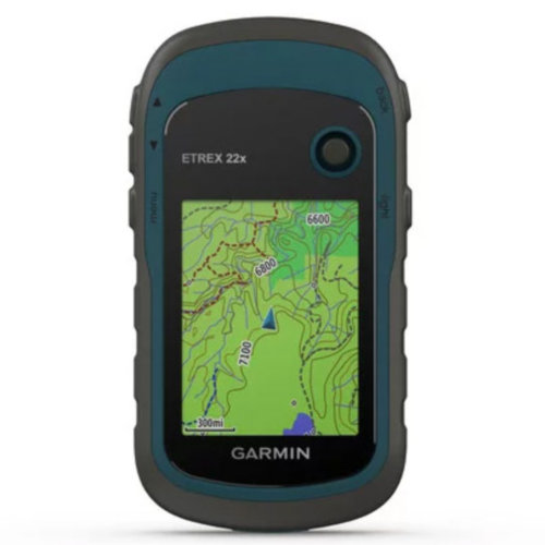 Mouse over to zoom an area or click here for Hi-Res image of Garmin ETrex 22x Handheld GPS