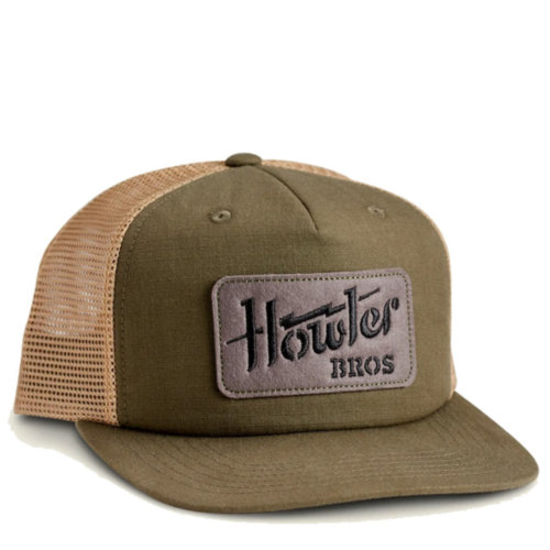 Mouse over to zoom an area or click here for Hi-Res image of Howler Bros Snapback Hats