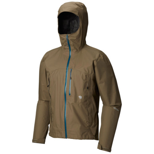 Mountain Hardwear Exposure 2 Gore-Tex Paclite Jacket Men's