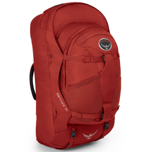 Mouse over to zoom an area or click here for Hi-Res image of Osprey Packs Farpoint 70 Backpack