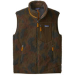 Patagonia Classic Retro-X Fleece Vest Mens Closeout