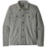 Patagonia Better Sweater Fleece Shirt Jacket Mens