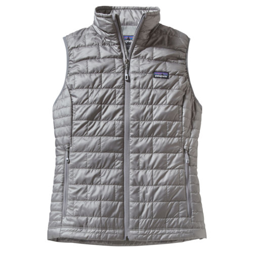 Mouse over to zoom an area or click here for Hi-Res image of Patagonia Nano Puff Vest Womens