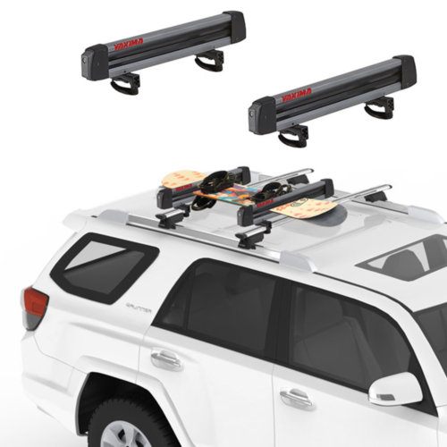 Mouse over to zoom an area or click here for Hi-Res image of Yakima FreshTrack 4 Ski & Snowboard Mount