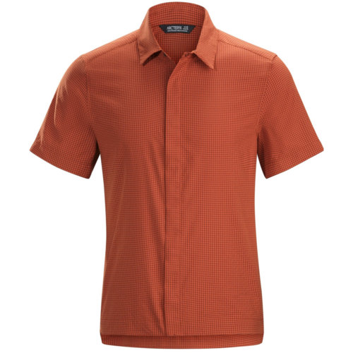 Arc'Teryx Revvy Short Sleeve Shirt Men's Closeout