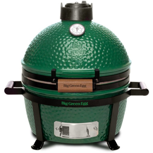 Mouse over to zoom an area or click here for Hi-Res image of Big Green Egg MiniMax Egg