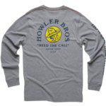 Howler Bros El Monito Longsleeve Tee Shirt Men's