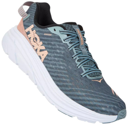 Mouse over to zoom an area or click here for Hi-Res image of Hoka One One Rincon Shoes Women's