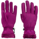 Marmot Fuzzy Wuzzy Gloves Womens