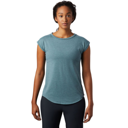 Mouse over to zoom an area or click here for Hi-Res image of Mountain Hardwear Everyday Perfect Short Sleeve Tee Women's