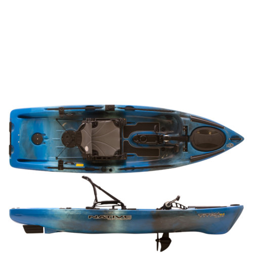 Native Watercraft Titan 10.5 Propel Kayak
