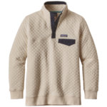 Patagonia Cotton Quilt Snap-T Pullover Womens Closeout