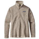Patagonia Better Sweater 1/4-Zip Womens