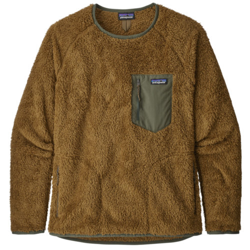 Mouse over to zoom an area or click here for Hi-Res image of Patagonia Los Gatos Fleece Crew Men's