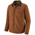 Patagonia Isthmus Quilted Shirt Jacket Men's Closeout