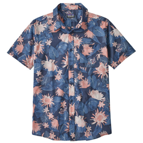 Mouse over to zoom an area or click here for Hi-Res image of Patagonia Go To Shirt Mens Closeout