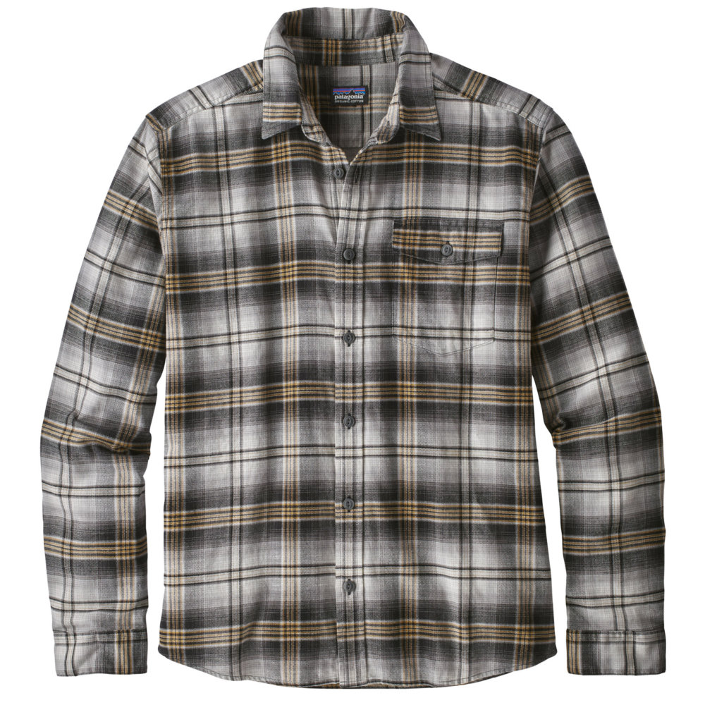Yeti Promo Code >> Patagonia Lightweight Fjord Flannel Shirt Long Sleeve Mens ...