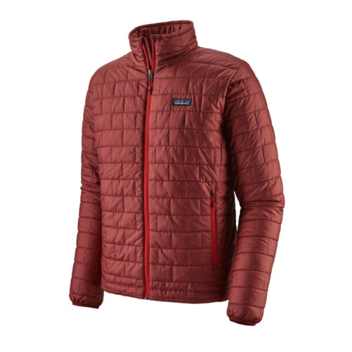 Mouse over to zoom an area or click here for Hi-Res image of Patagonia Nano Puff Jacket Mens