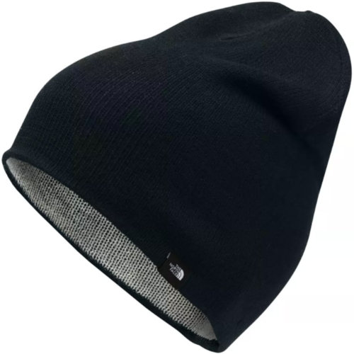 Mouse over to zoom an area or click here for Hi-Res image of The North Face Merino Reversible Beanie Closeout