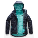 The North Face Clementine Triclimate Jacket Womens Closeout