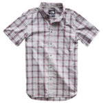 The North Face Buttonwood Short Sleeve Shirt Mens Closeout