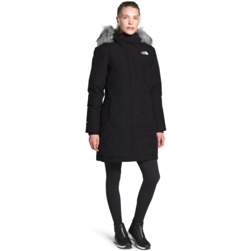 Mouse over to zoom an area or click here for Hi-Res image of The North Face Arctic Parka Women's Closeout