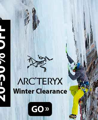 Arc'Teryx Clearance