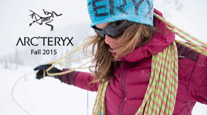 Arc'Teryx fall 2015