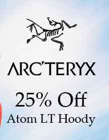 Arc'Teryx Atom LT Hoody