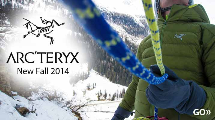 Arc'Teryx New for Fall 2014