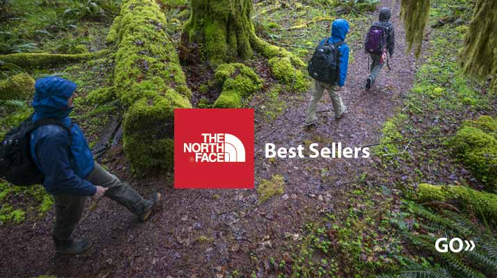 North Face Best Sellers