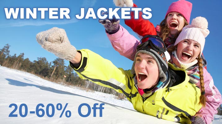 Winter Jacket Sale