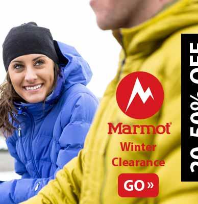 Marmot Clearance