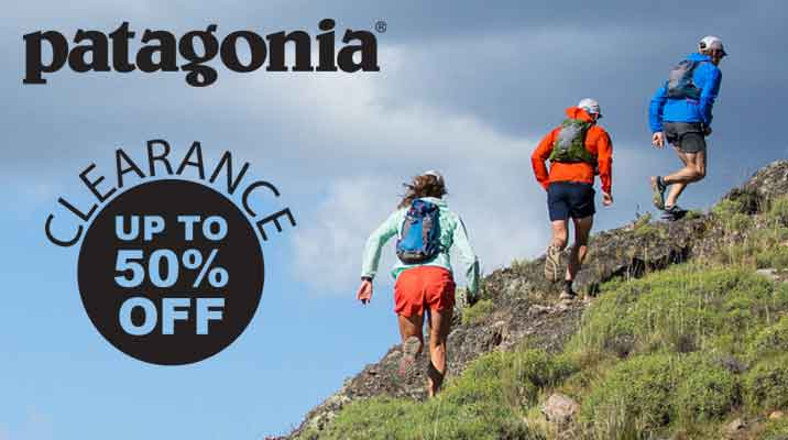 Patagonia Clearance