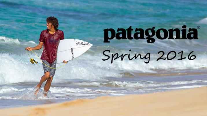 Patagonia Spring 2016