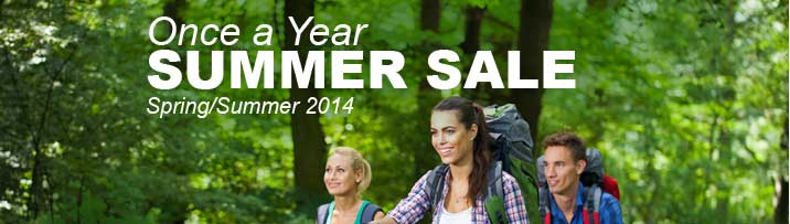 2014 Summer Clearance Sale