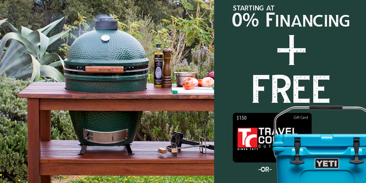 Big green egg orlando